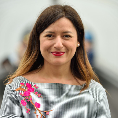 Ewa Jasinska-Davidson MITI