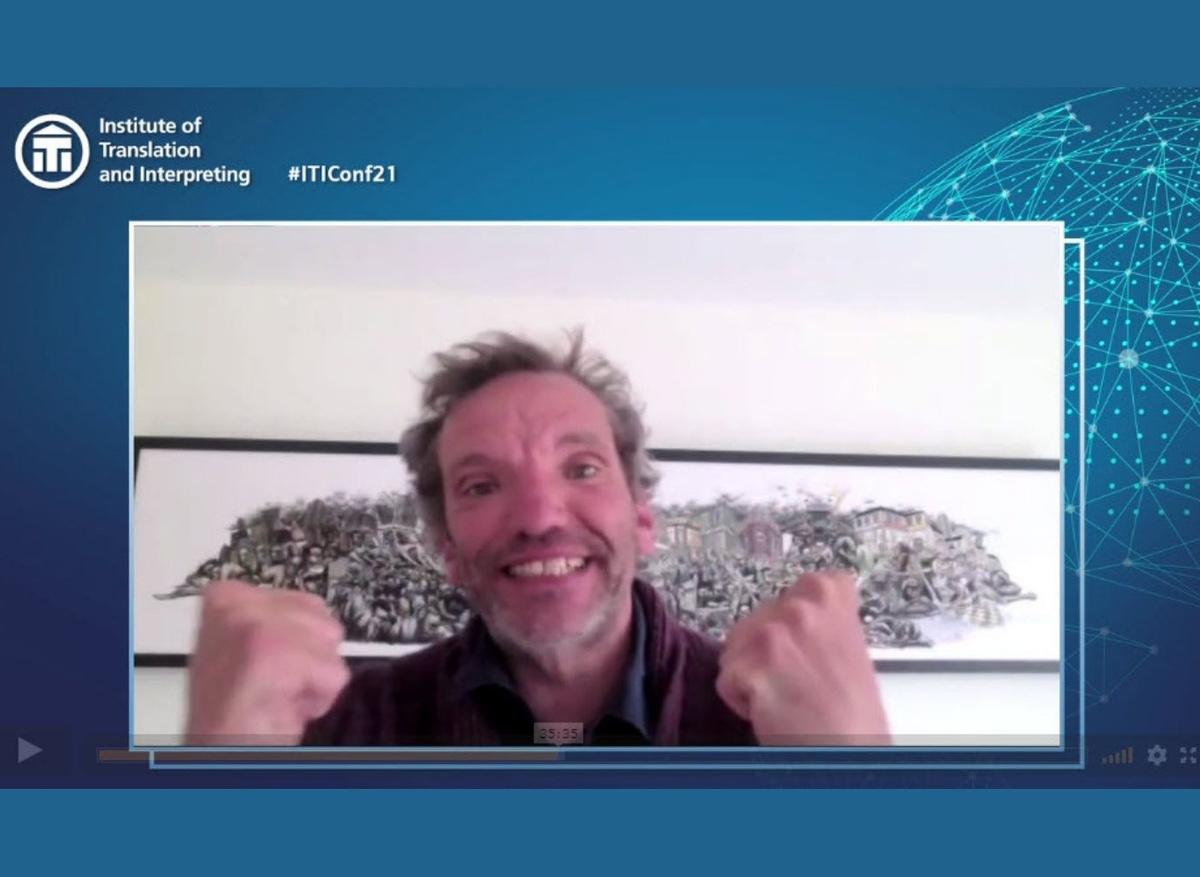 In conversation with Henning Wehn