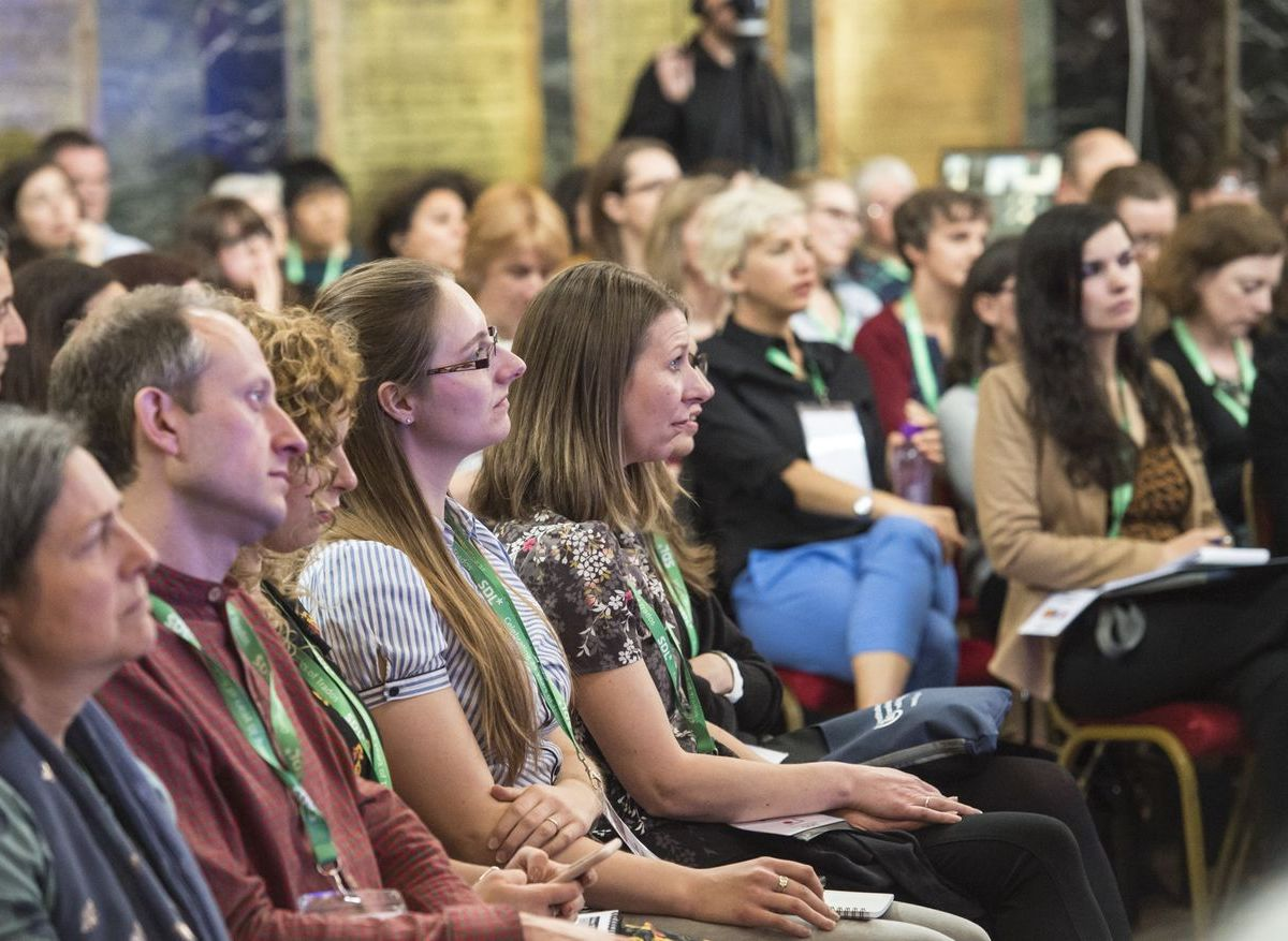 Conference Sheffield 2019