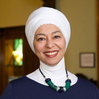 Maha El-Metwally FITI